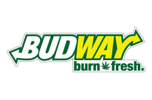 Budway Burn Fresh Decal Sticker JDM VW 420 Honda Turbo Drift Weed Kush Marijuana | eBay