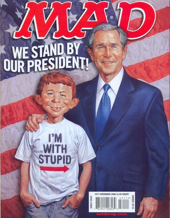 mad magazine   US MAD Magazine: 1.Edition