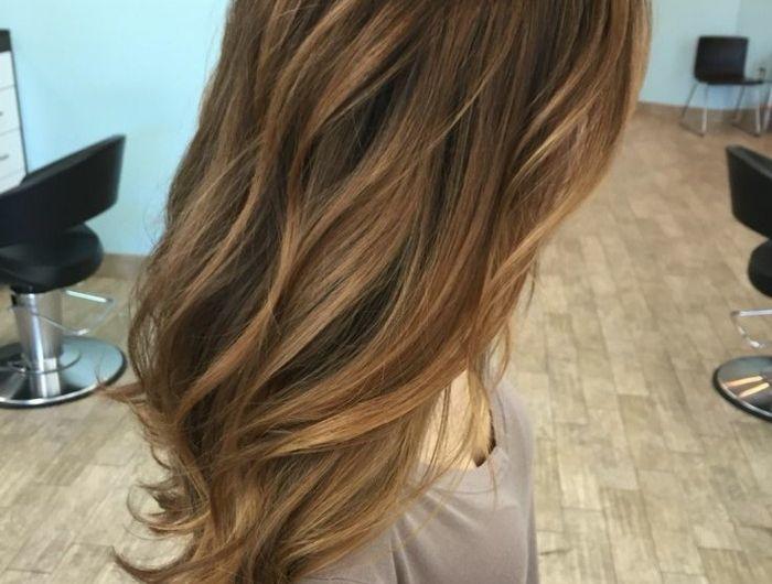 admirable-coiffure-idee-balayage-pour-brune