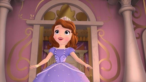 Sofia the First: Once Upon a Princess (TV Movie 2012)