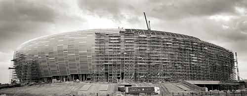 Gdansk PGE Arena Stadium