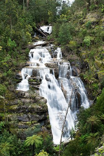 Masons Falls, Kinglake West, Vic, AU