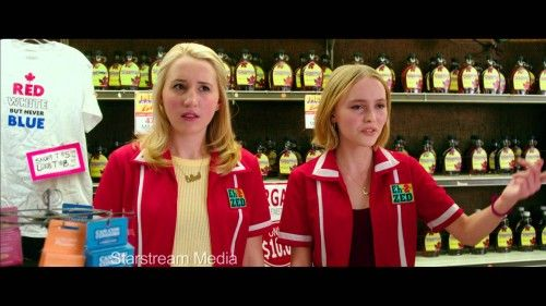 WATCH: Harley Quinn Smith and Lily-Rose Depp play The Colleens in the first clip from Kevin Smith's Yoga Hosers