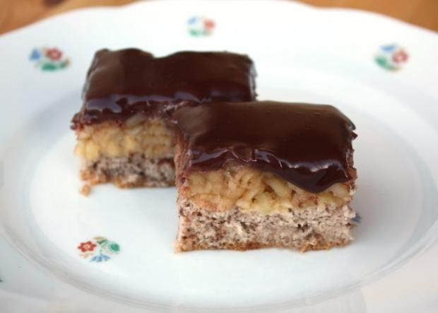 Prevrátený jablkový koláč, Koláče, recept | Naničmama.sk