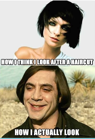 new haircut meme 21 best bad haircuts images on hairdos 3478