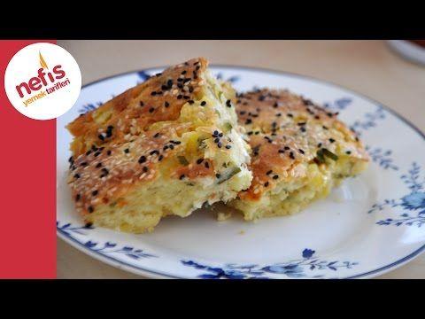 Börek Tadında Kek Tarifi | Nefis Yemek Tarifleri - YouTube