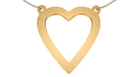 Heart Necklace - Zazzy