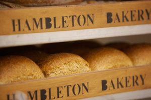 Hambleton Artisan Bakery - great place for yummy breads and cakes in Stamford