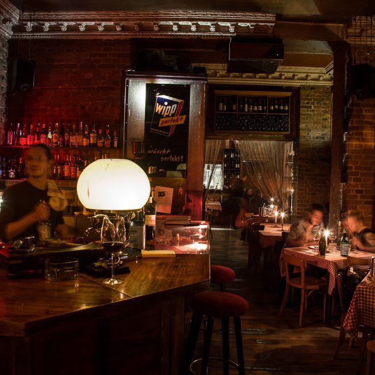 Italienisches Restaurant Goldener Hahn Kreuzberg - Berlin | CREME GUIDES