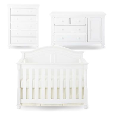 Bedford Baby Monterey 3 Pc. Baby Furniture Set   White Found At @JCPenney