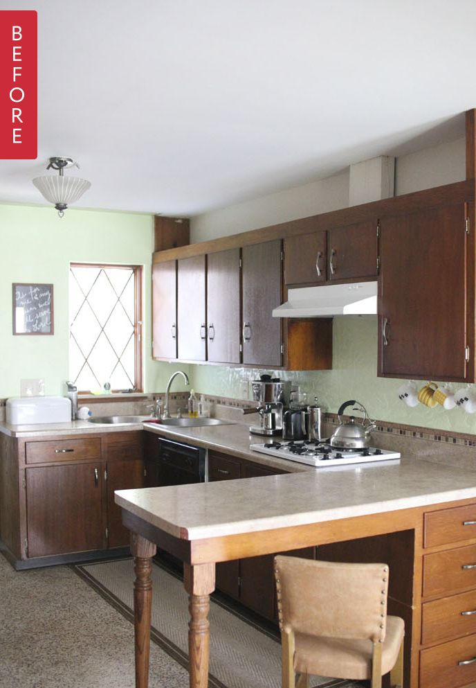 Apt Kitchen Renovations: 1365 Best Images About Before & After Projects On