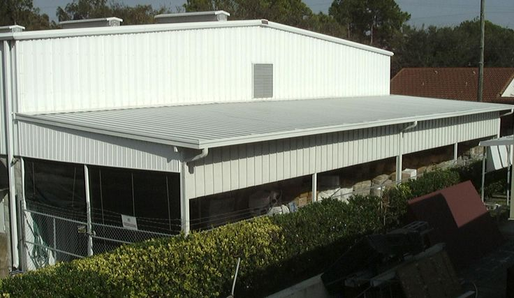 Aluminum carport by Awning Works Inc