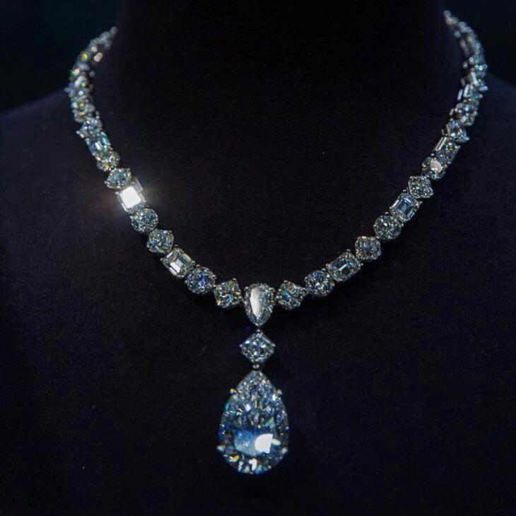 Fine White Round CUT Diamond Fine Bracelet fashionable Beautiful jewelry gift16