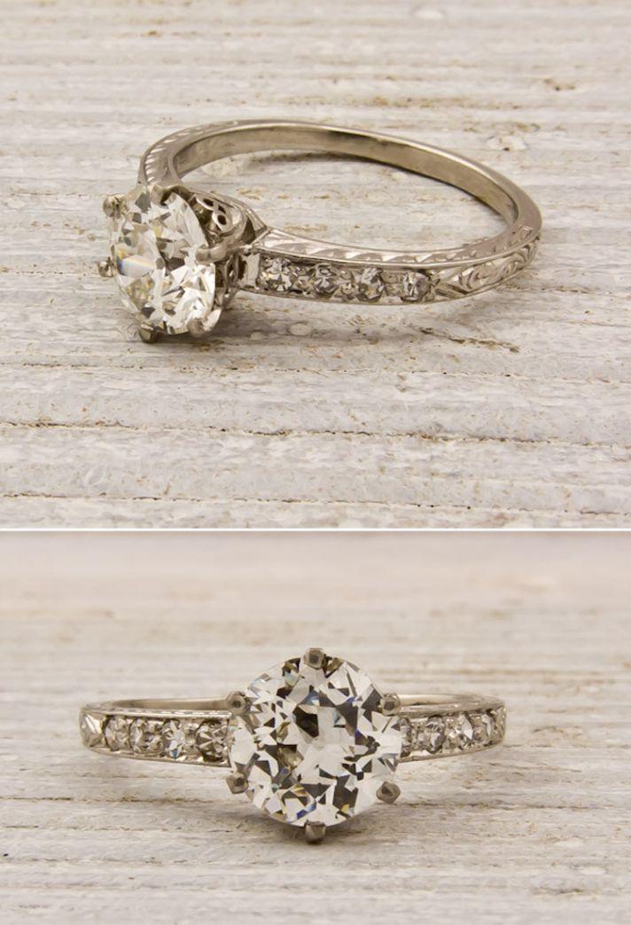 Antique ring...so pretty