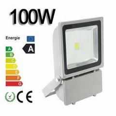 [ $15 OFF ] Led Floodlight 100W 9000Lm Ip65 Ac 85-265V Proyector Refletor Led Floodlight Projecteur Led Exterieur Spotlight Outdoor Lighting