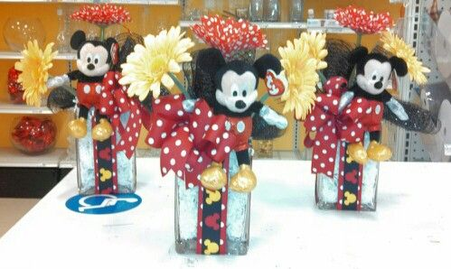61 best images about party centerpiece inspiration on for Michaels crafts birthday parties