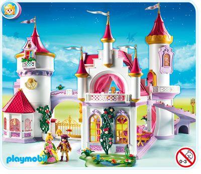 Playmobile Princess Fantasy Castle for Chanukah 2013 (Azriel)