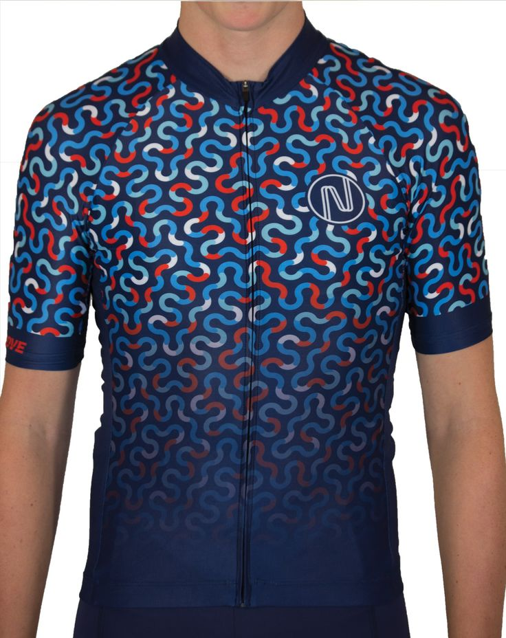 Connected Roots Cycling Jersey