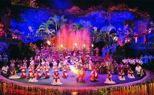 Another must in Oahu. #♥ #polynesiandancers Polynesian Cultural Center, Hawaii