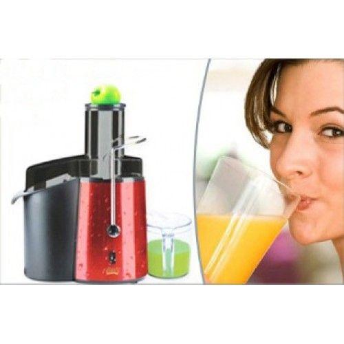 Storcator de fructe si legume VC9118 va permite sa stoarceti fructul intreg, astfel acest storcator de fructe pastreaza toate vitaminele benefice unui organism sanatos.