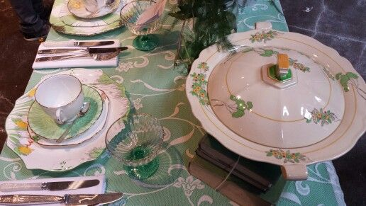 #vintagecrockery #vintagechina #GWC