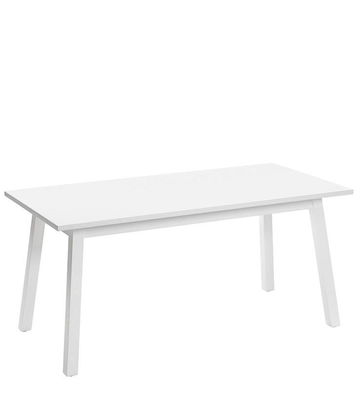 """Bord Vitt  Bord """"Fårö"""" 5990 kr från Bruka Design"""