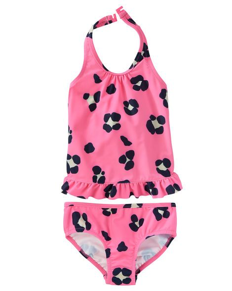OshKosh Animal Print Tankini