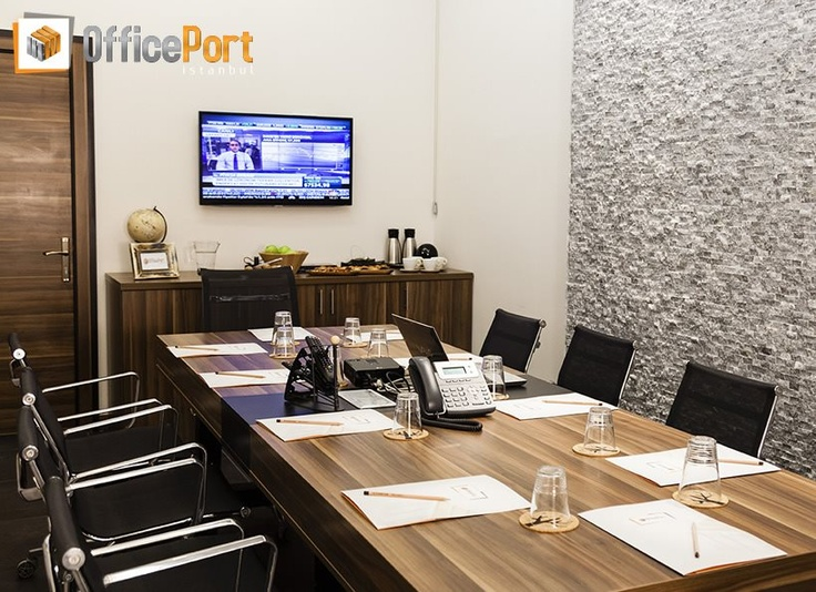 Toplantı Odası - MeetingPort İstanbul http://www.officeportistanbul.com/toplanti-odasi.php