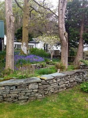 You too can stay at this cottage nestled in the woodland at the Dove Cot, Clappersgate. www.iknow-lakedistrict.co.uk