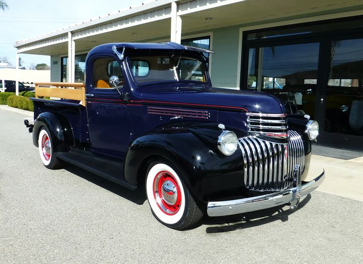 1946 Chevrolet 3100 Series Pickup Classic Speed Amp Style