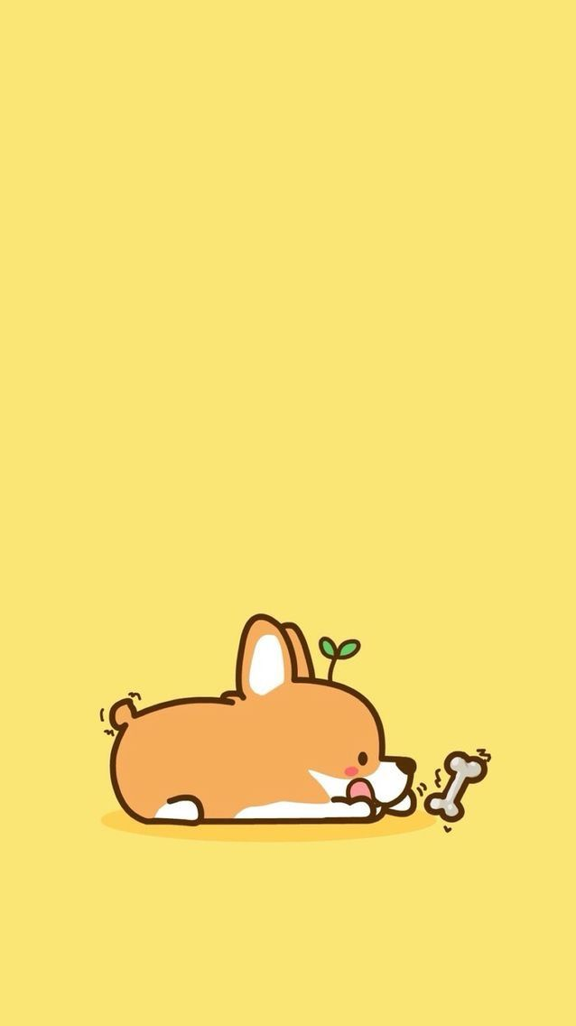 Pin By Charlie On Iphone Wallpapers Dog Wallpaper Iphone Corgi Wallpaper Cute Dog Wallpaper