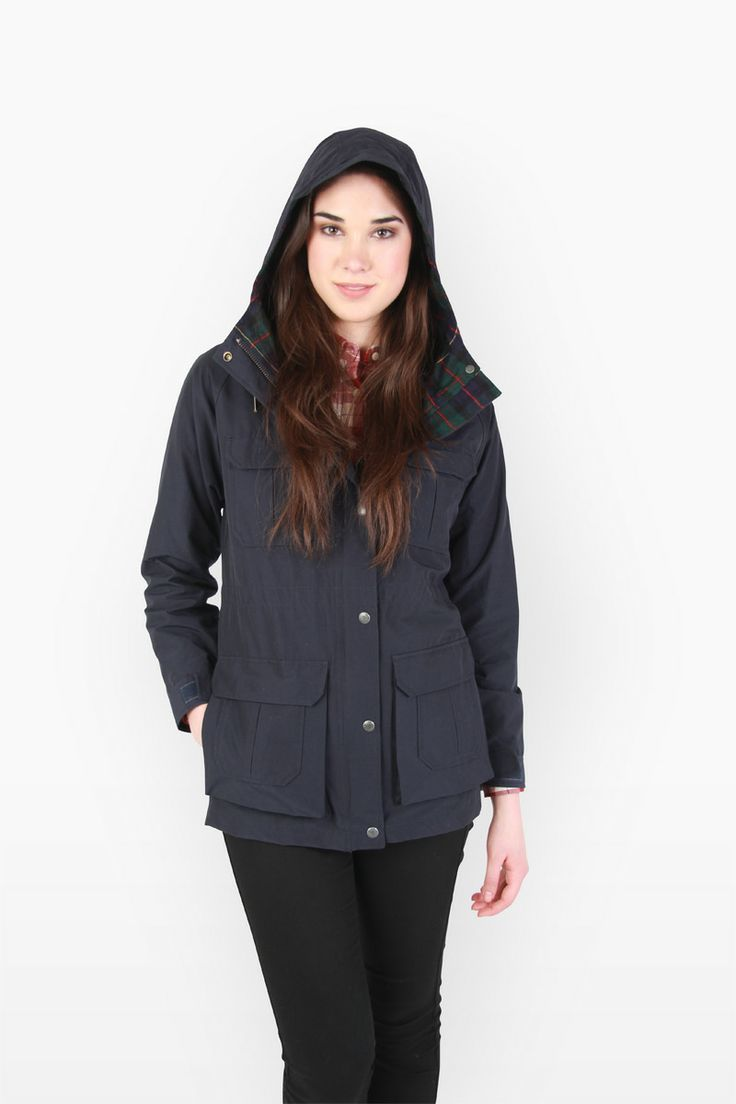 Penfield kasson jacket black tweed dress