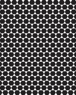 Látka Diamant černá, 50 x 160 cm
