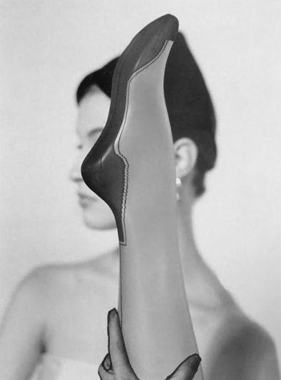 Photo by Erwin Blumenfeld, 1945