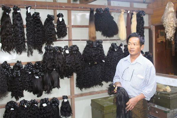 Where to buy virgin burmese hair extensions online?