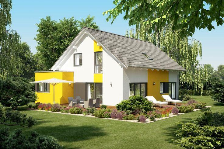 Die besten 25 einfamilienhaus mit einliegerwohnung ideen for Einfamilienhaus modelle