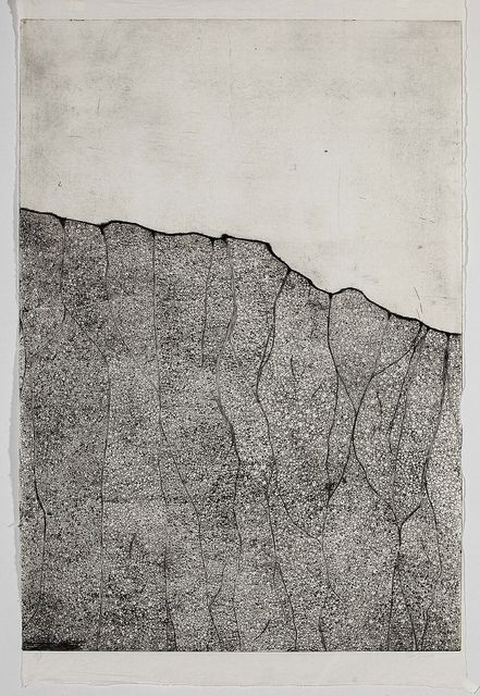 Tissue by betheljohn - etching