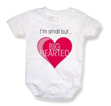 Big Hearted Print - Preemie Onesie PREEMIE HELP PREEMIE CLOTHES RANGE The entire collection of Preemie Help Clothing is designed specifically for preemie babies.