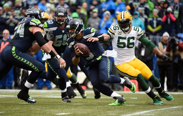 WOW! What a game! Green Bay scored the first 16 points of the game and tied the score after Seattle took a late lead, but the Seahawks quickly drove for a touchdown in overtime, on a 35-yard pass to Jermaine Kearse.