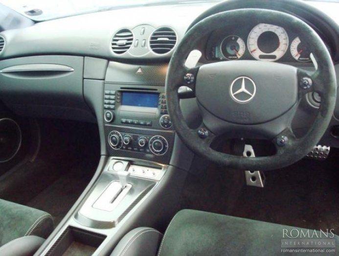 2006 (06) Mercedes CLK DTM | Brilliant Silver
