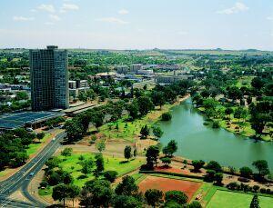 My town...Bloemfontein, South Africa