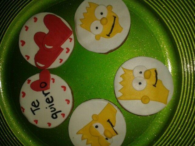 Bart cookies | Cake Shop | Pinterest | Cookies