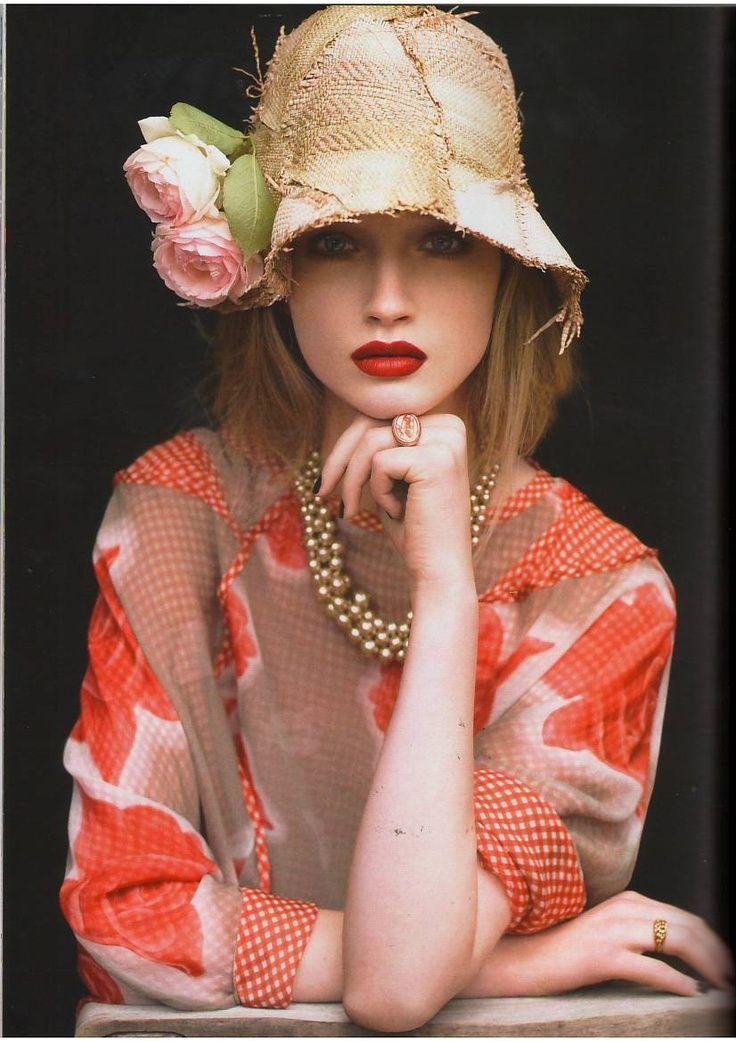 ♡ Hat-Woman's Fashion