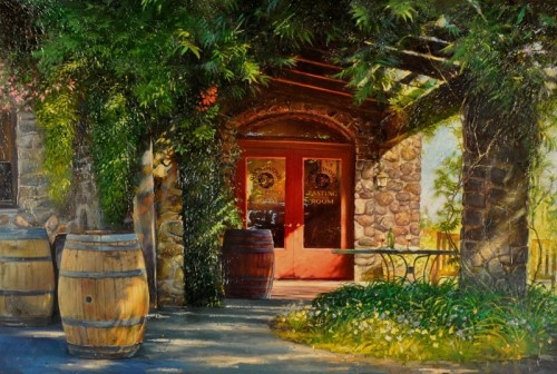 Go pay your respects to the 'Godfather of Zin' aka Mr. Joel Peterson at Ravenswood Winery. Drink a glass of something (not wimpy) on the patio and enjoy tasting a little bit of Sonoma history!