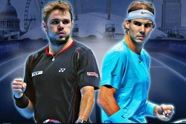Wawrinka vs Nadal (ATP Paris) Live Streaming Tennis Video ~ Sports News & Live TV Schedule
