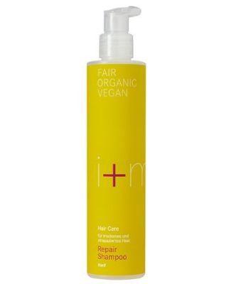 Das Repair Shampoo mit regenerierendem Hanföl schenkt dem Haar neue Kraft und Geschmeidigkeit.