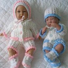 "14-15"" Doll, Premature Baby #95"
