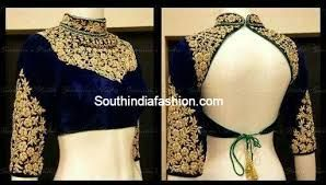 lehenga blouse patterns front and back