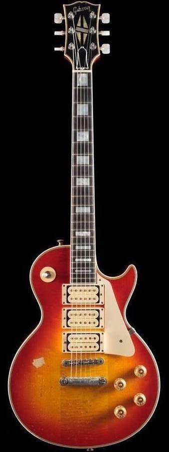 """Gibson Custom Ace Frehley """"Budokan"""" Les Paul Custom"""