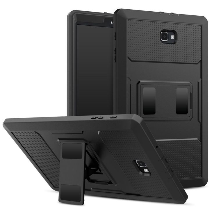 MoKo Samsung Galaxy Tab A 10.1 Case - [Heavy Duty] Full Body Rugged Cover with B #MoKo